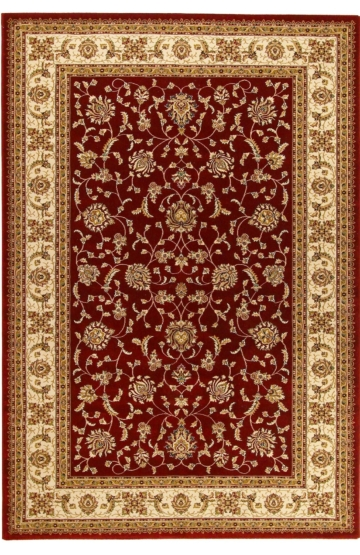 Red Traditional Persian Style Rug