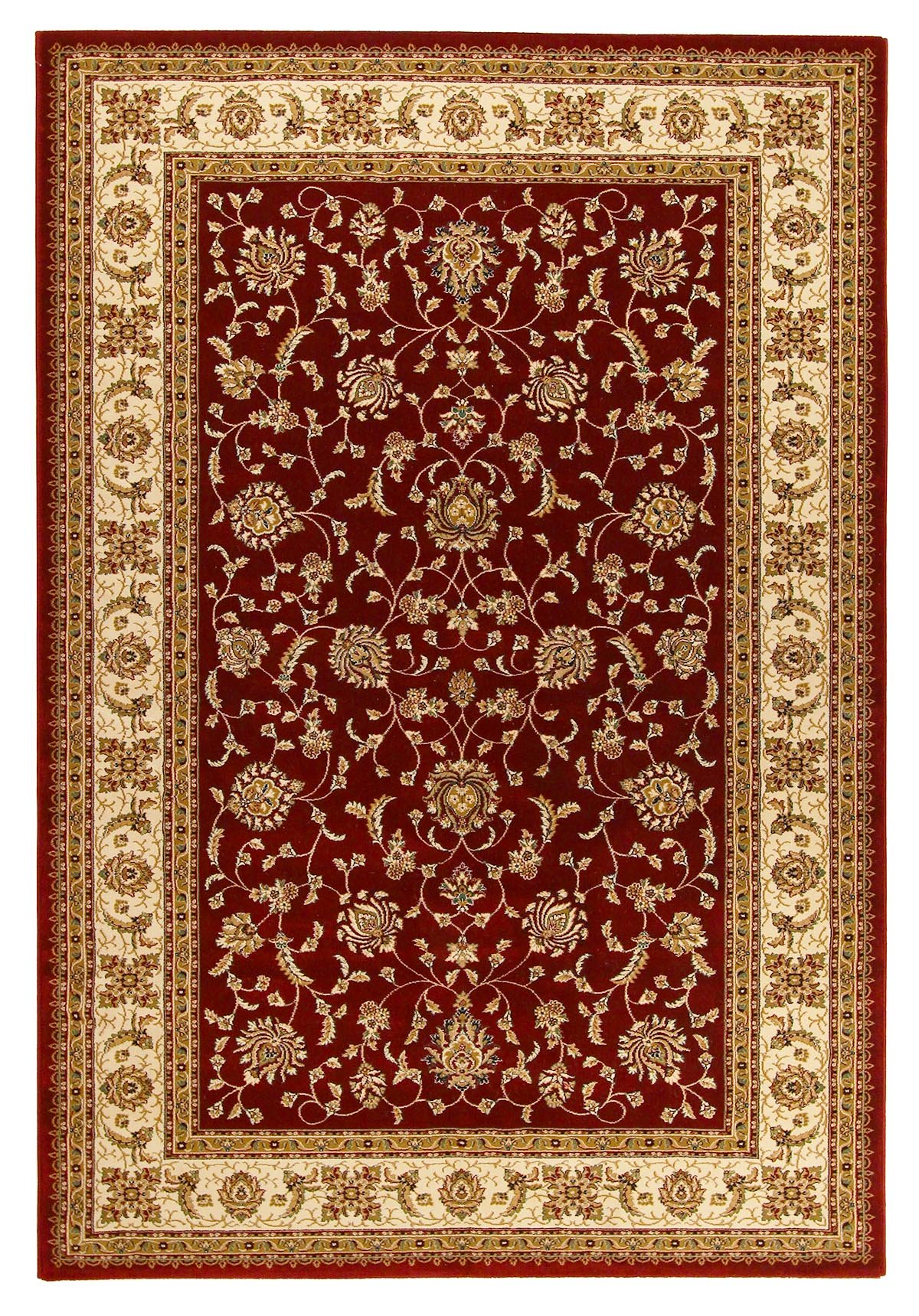 Brilliant 620 Traditional Rug Ghadamian Rugs