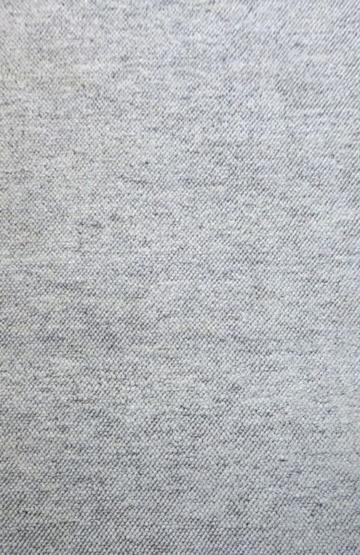 Frenze Grey Modern Wool Rug