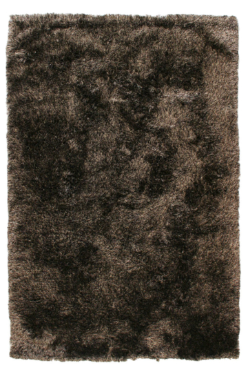 Urban Brown Shaggy Rug