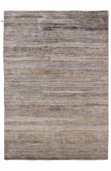 Versa 2628 Grey Modern Silk Rug
