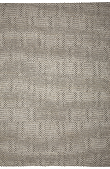 Cashmere (Ivory) Modern Wool rug