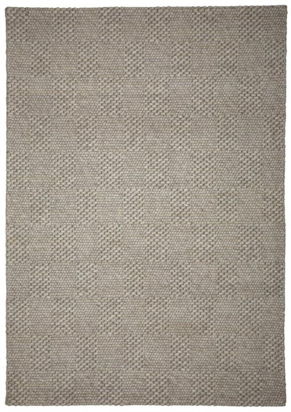 Cashmere (Ivory) Modern Wool rug