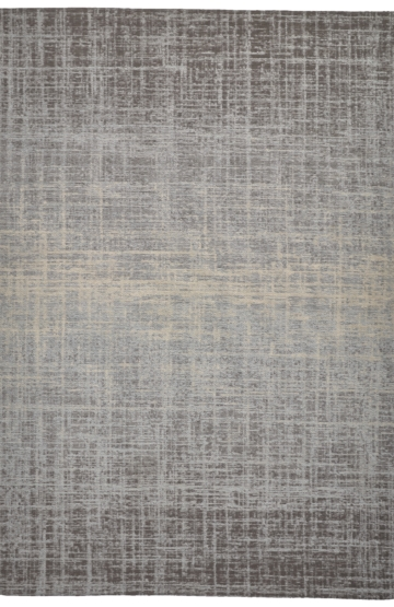 Grey Modern synthetic rug