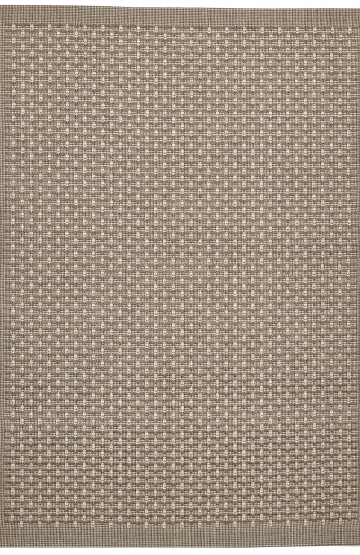 Greyish Brown outdoor rug