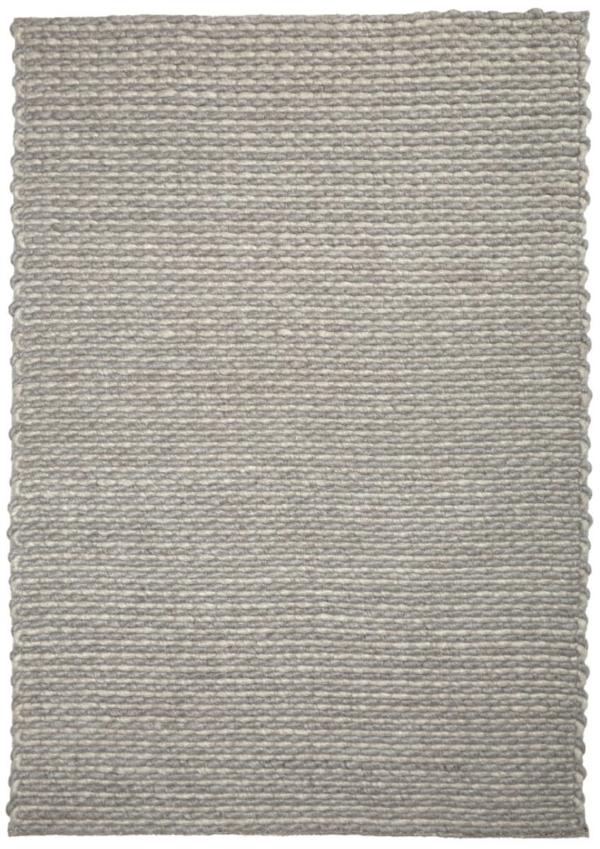 Stone (Grey) modern wool rug