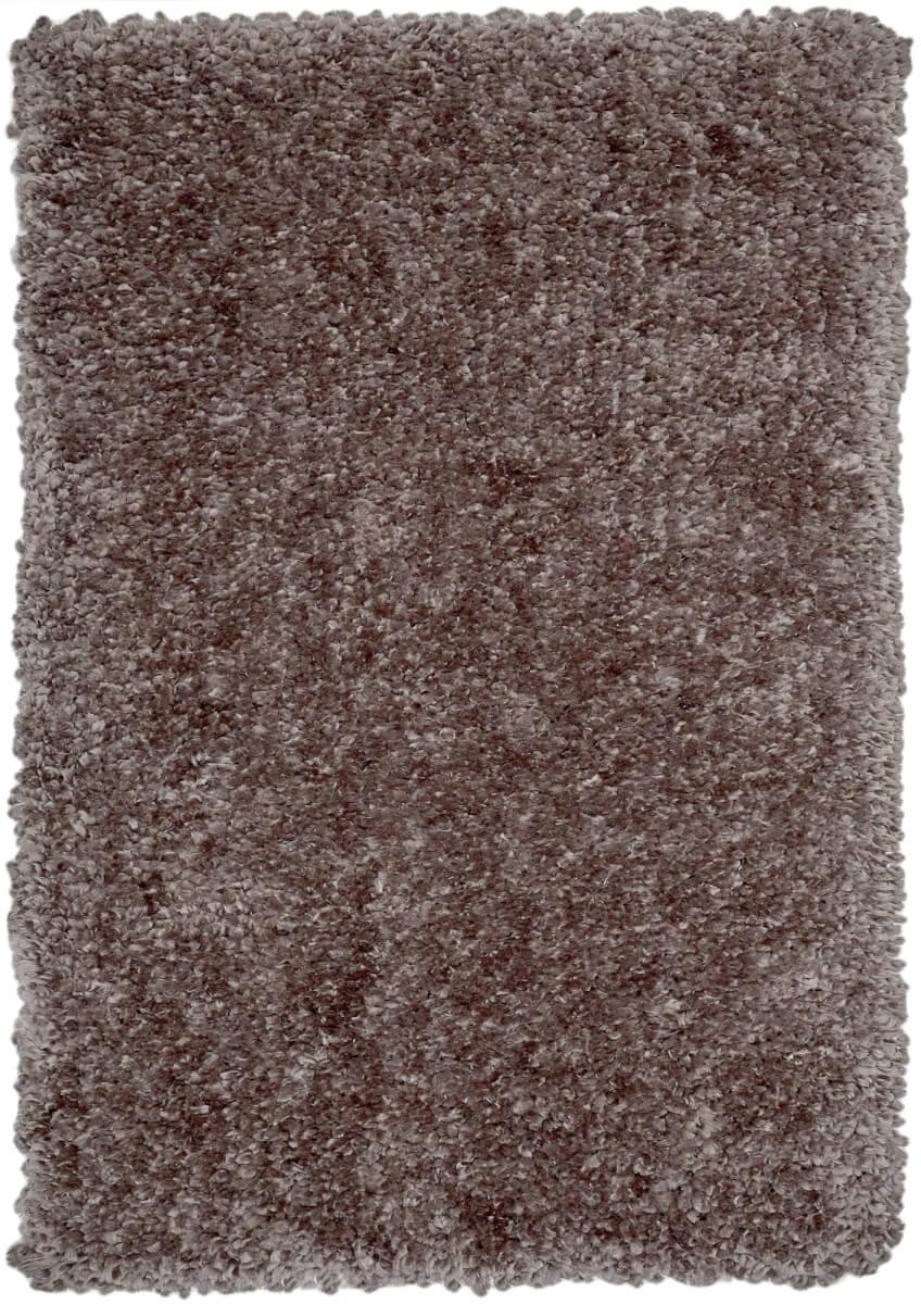 Dark grey modern rug