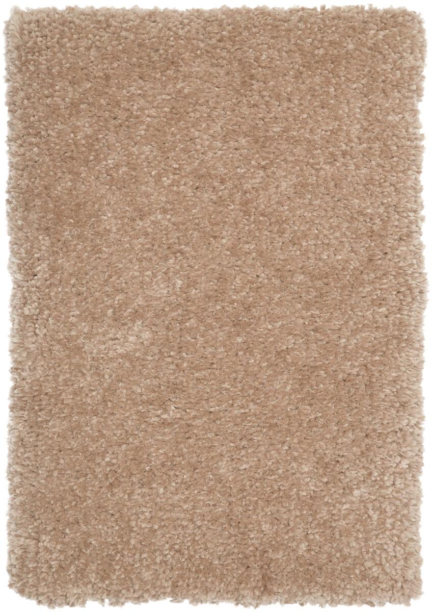 Cream modern rug