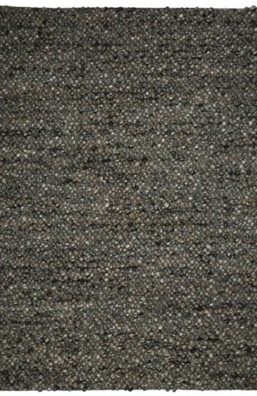 Onyx (Grey) Modern Wool Rug