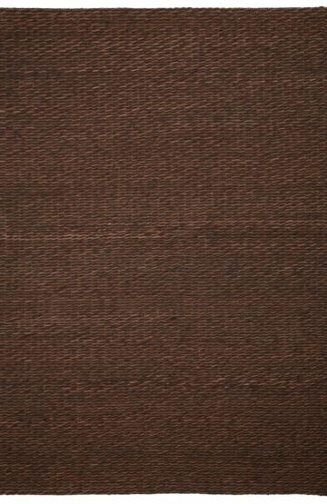 Brown Modern Cowhide Rug