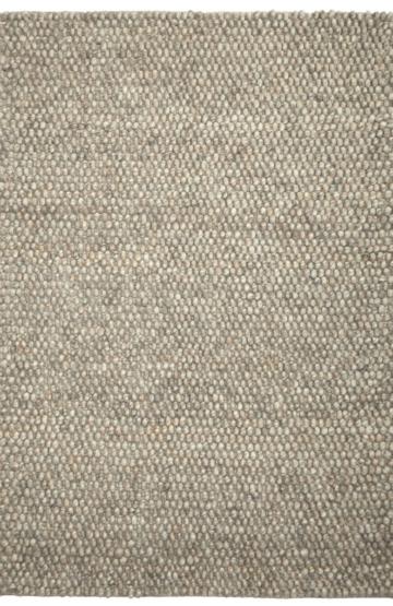 Marble (Ivory) Modern Wool Rug