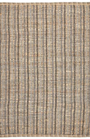 Natural-Grey Jute rug