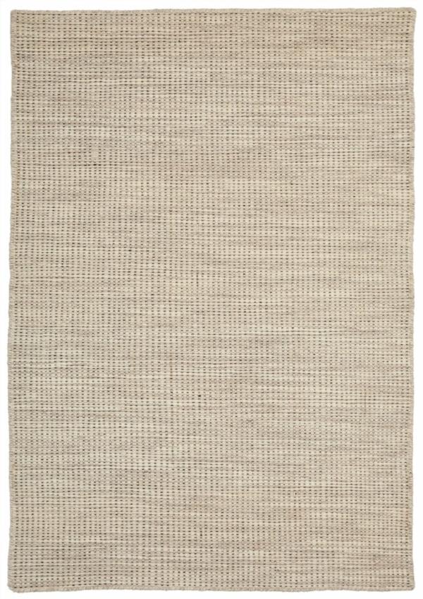 Oat (Ivory) modern wool rug